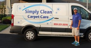 Ted Borecki Simply Clean Carpet Care