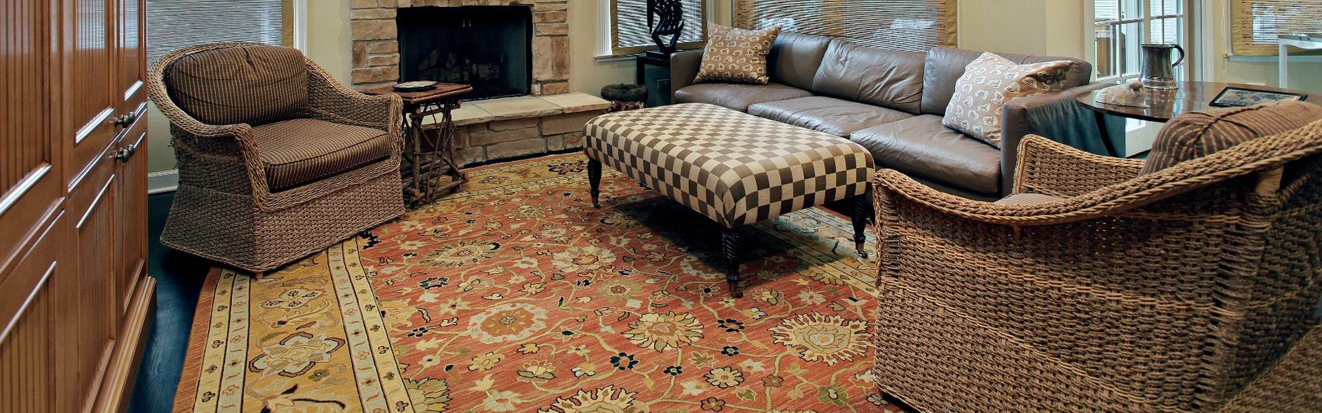 Oriental Rug Cleaning | Simply Clean