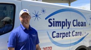 Simply Clean Carpet Care Virtual Demo